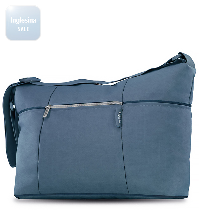Inglesina Trilogy, Sofia Bag Artic Blue. Сумка Инглезина Трилоджи, София Артик Блу