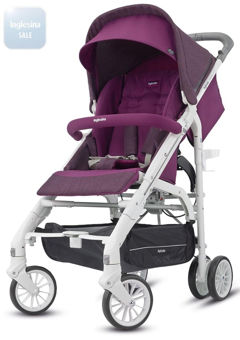 6526f4ad028f Inglesina Zippy Light Raspberry Purple. Прогулочная коляска Инглезина Зиппи  Лайт Расберри Пурпл